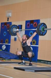 Oly meet masters snatch2